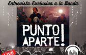 """""""Juntos en Cuarentena"""" tuvo un mano a mano con la Banda Bahiense"""