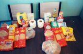"""""""Vida"""": Sigue ayudando con bolsas de Alimentos a distintas familias de Olavarría"""