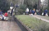 DIORTHOMA ayuda en Delta del Tigre en la PANDEMIA