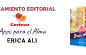 """Erica Ali, presenta su primer libro, """"Apps para el Alma""""."""