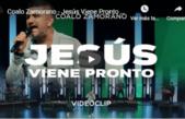 Con nuevo sencillo de alabanza, Coalo Zamorano proclama que «Jesús viene pronto»