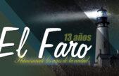 Radio El Faro cumple 13 años y los festeja en vivo