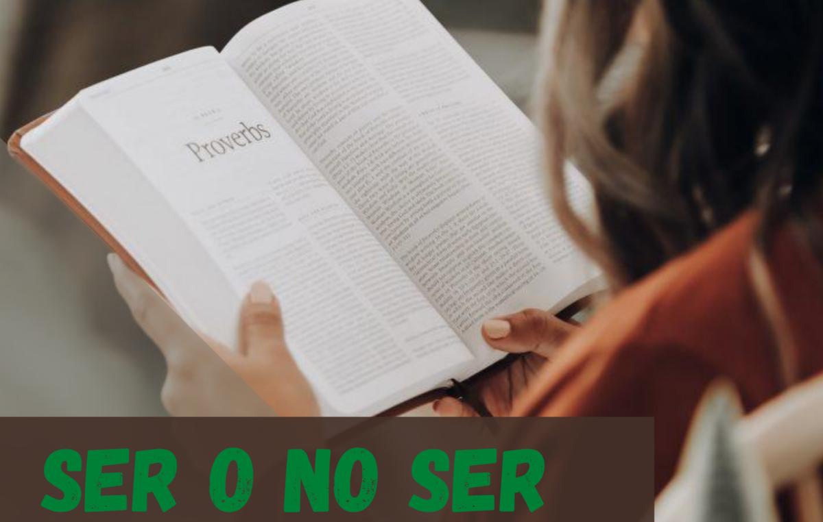 «Ser o no Ser» 1ra Parte, hecho por Ricardo Dening