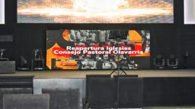 Se reabrirá Gran Parte de las iglesias en la Ciudad de Olavarria