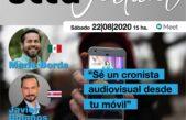 """""""Cómo ser un cronista audiovisual desde tu celular"""""""