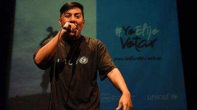 Dozer sera jurado en un concurso de rap que organiza UNICEF