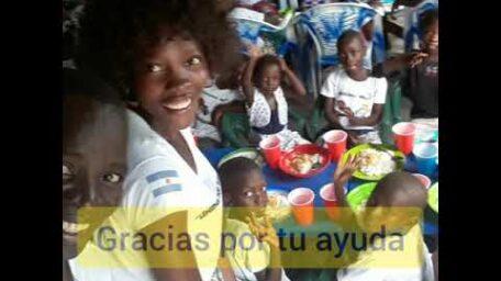 En tiempos de Covid 19 Iglesia de Argentina sigue bendiciendo África