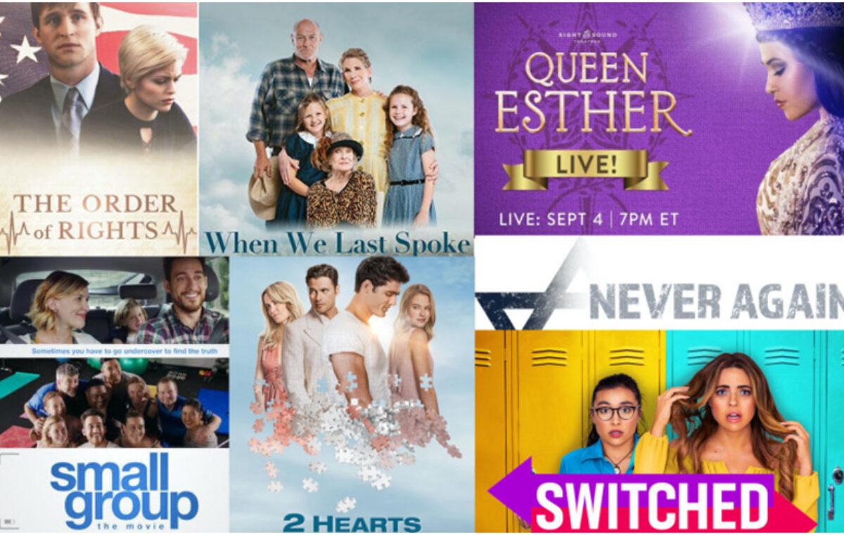 7 Nuevas películas cristianas que llegarán a los cines