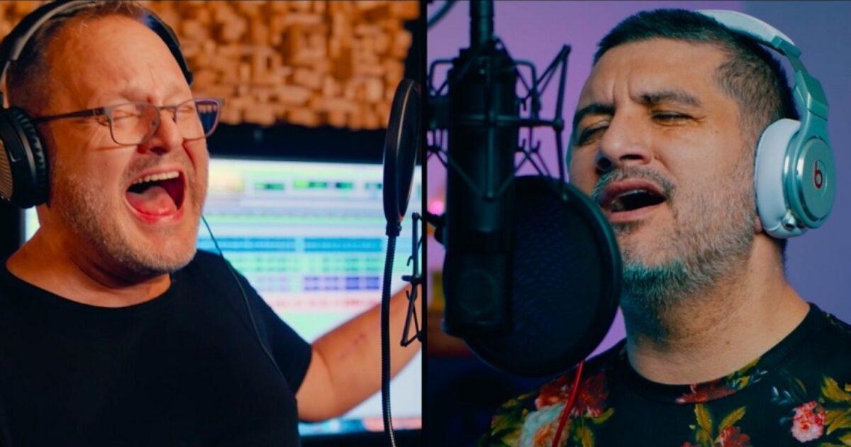 Coalo Zamorano lanza, junto a Marcos Witt, nueva versión de «Eres rey»