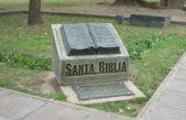 Aprobaron la construcción de un monumento a la Biblia en Puerto Iguazú