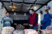 Salario para trabajadores de comedores y merenderos: la propuesta de un diputado evangélico