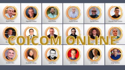 Este jueves comienza Coicom Online 2020