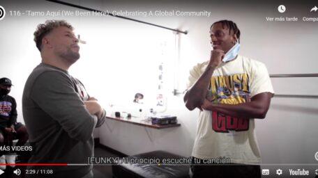 Reach Records y No Apologies Music presentan el documental «'Tamo Aquí (Been Here): Celebrando una Comunidad Global»