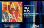 Hillsong Worship es nominada a los latin Grammy® por «Mejor Álbum Cristiano»