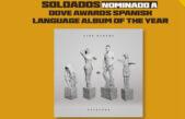 Alex Campos Nominado al Latin Grammy 2020 con su álbum «Soldados»