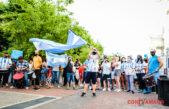 Imágenes y Vídeos: De la manifestación en contra del aborto en el interior del país