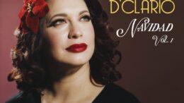 Christine D'Clario crea una atmósfera de celebracióncon su nuevo EP, «Navidad Vol. 1»