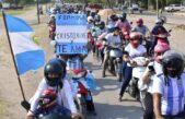 Evangélicos de Formosa salieron a las calles para orar y pedir que abran las iglesias