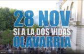 "Olavarria |Vídeo Resumen | ""Salvemos a las 2 vidas"""