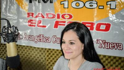 """Macarena Flores Ganadora del concurso """"Unidos en Adoración"""""""