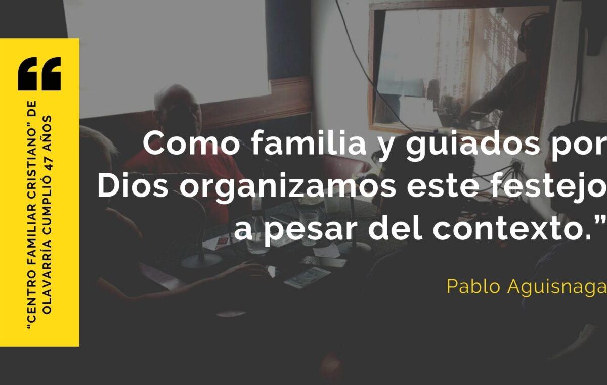 """La Iglesia """"Centro Familiar Cristiano"""" de Olavarría cumplió 47 años"""