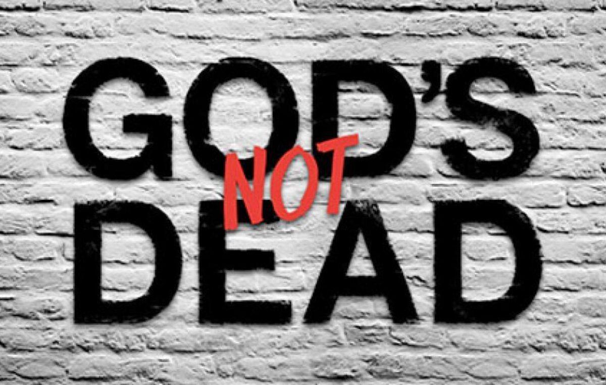 """""""Dios No Está Muerto"""" tendrá una cuarta película"""