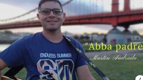 """Martín Andrada presento """"ABBA PADRE"""""""