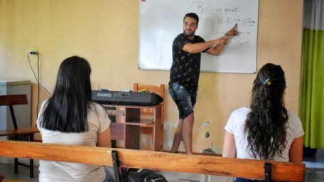 """Escuela de formación musical """"Tiempo Nuevo"""" en Olavarria"""