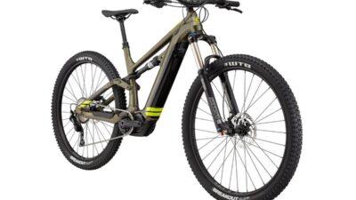 Bicicleta eléctrica Cannondale lleva tecnología integrada