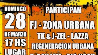 Olavarría: HIP HOP el reencuentro