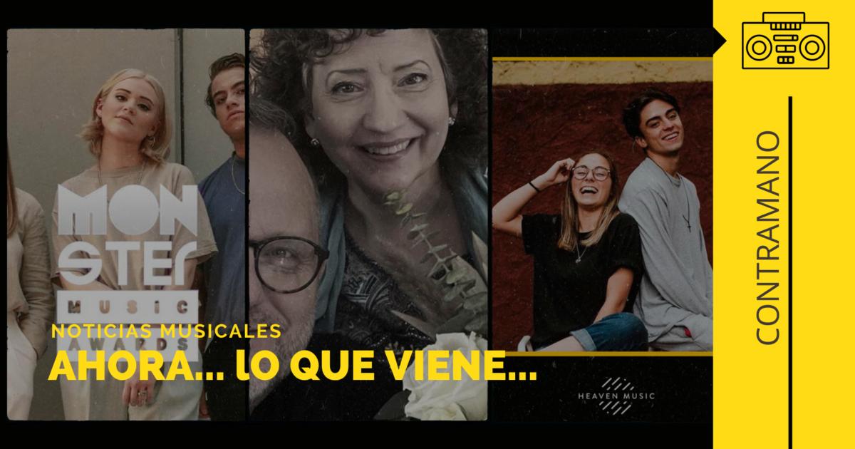Música Cristina: Lo que está pasando y lo que viene.