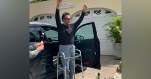 René González fue dado de alta tras estar varios días en coma en el hospital