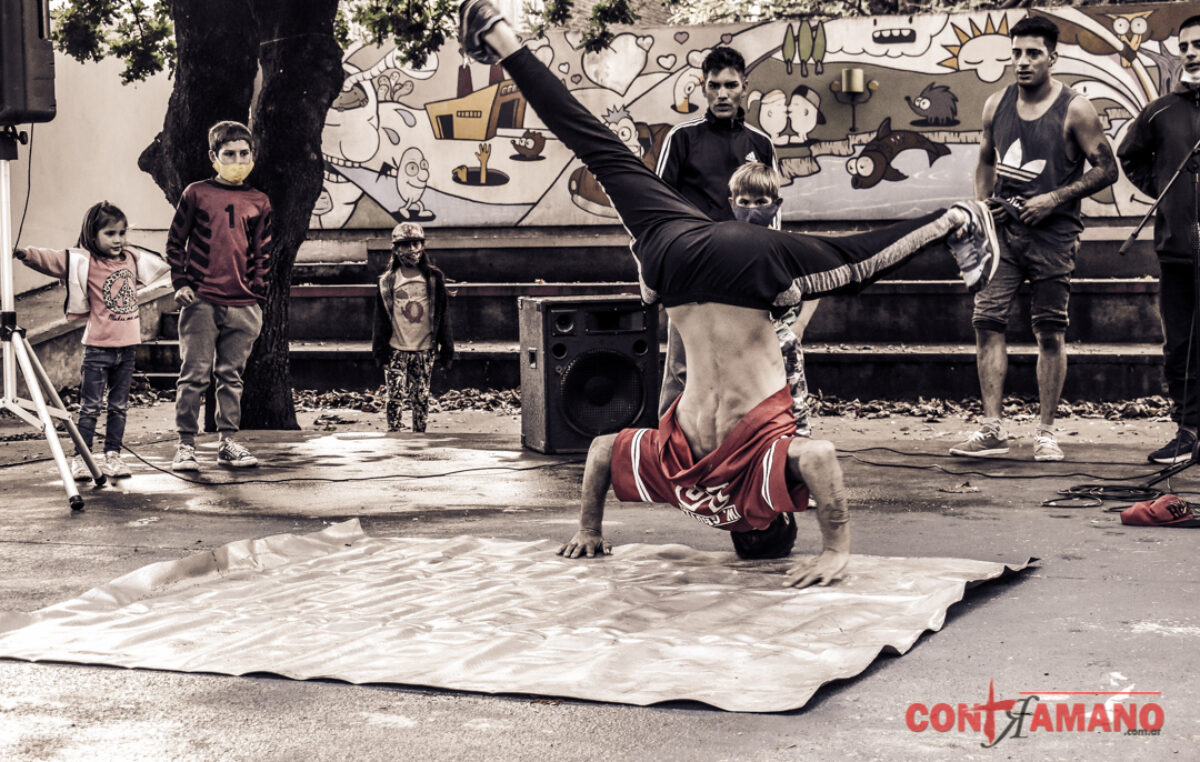 """Reviví en imágenes Hip Hop """"El Reencuentro"""""""