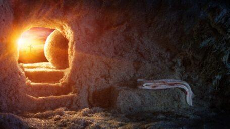 Hoy día de resurrección: ¡El VIVE !