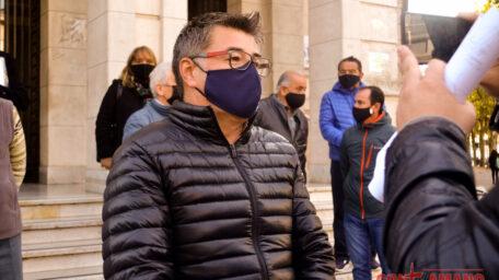 """Juan Rolón: """"…La pandemia nos ha afectado a todos, pero ha sido desigual el trato"""""""