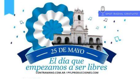 Recursos gratuitos para Radios: Revolución de Mayo