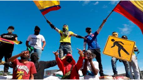 Iglesia Evangélica Colombiana llama a la paz y la no violencia