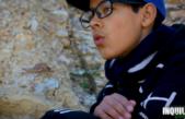 "Se hace presente ""Jere D.A"" un joven artista urbano"