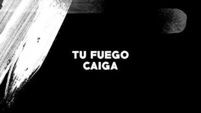 """Maxi Becker : lanzó el covers """"Tu Fuego de Rey de reyes""""."""