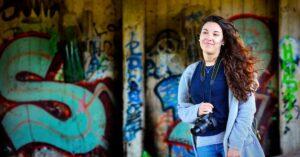 Guillermina Palmieri: «Siempre va haber alguien que lo puede necesitar y eso es lo que a mi me motiva»
