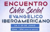 Nuevo encuentro virtual cristiano para el 24 y 25 de junio