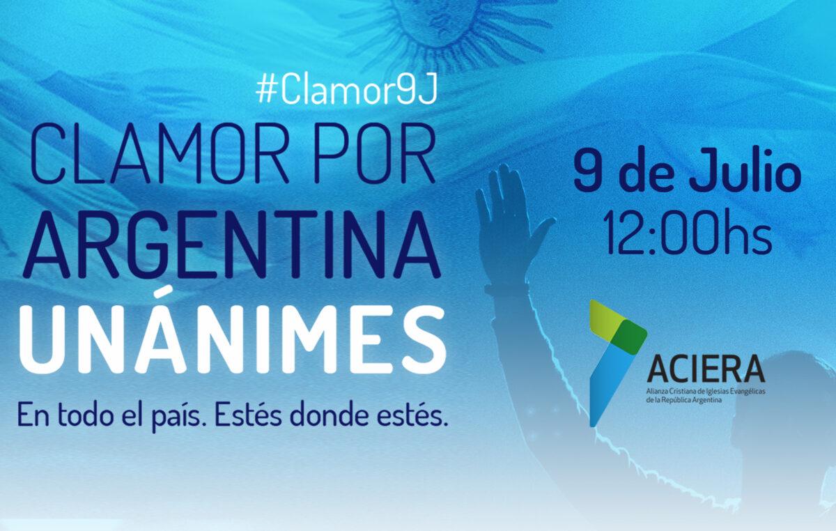 Cristianos  en todo el país se preparan para orar por Argentina