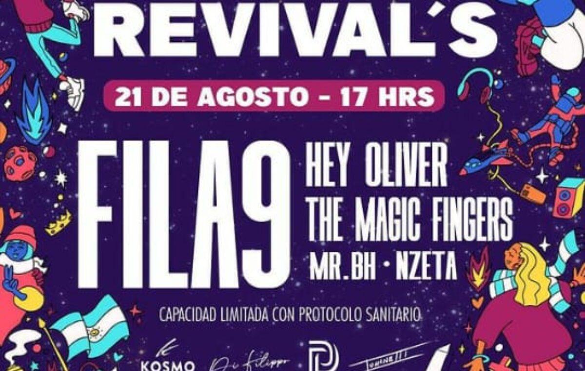 """""""Revival´s"""": festival de música cristiana"""
