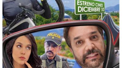 Film colombiano con debut de Alex Campos como actor