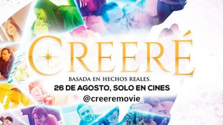 """""""CREERÉ""""nuevo estreno cinematográfico"""