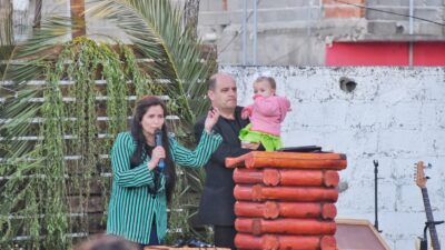 "La iglesia ""Morada El Gran Yo Soy"" celebró su 8vo aniversario en Olavarria"
