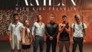 Los Montaner y Camilo, se unen a Kirk Franklin para presentar la versión góspel de «Amén»