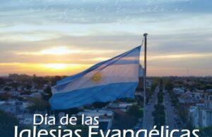 Esquel celebrará el día de las Iglesias Evangélicas