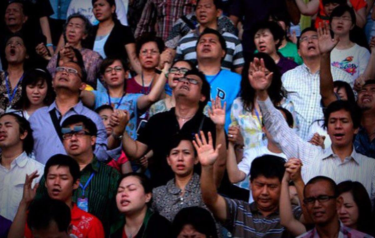El Cristianismo crece en Indonesia